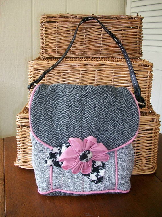 Recycled Men S Suit Purse