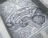 Medical Dictionary- secret book