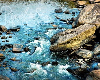 O and W River - 12x18 Photograph
