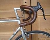 Sew-on Bar Wraps - Leather Bicycle Handlebar Wraps