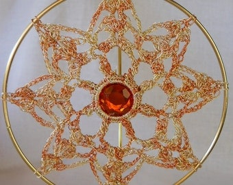 Coppery Golden Sun-catcher