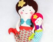 Mermaid Doll .... Meranda