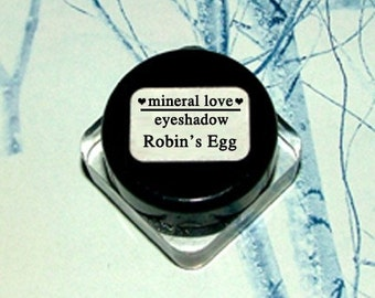 Robin's Egg Small Size Eyeshadow
