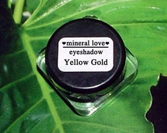 Yellow Gold Small Size Eyeshadow