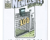 100 Letterboxes Newcastle Foldout guide