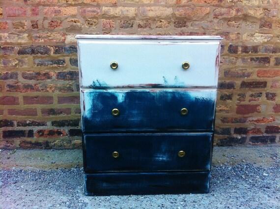 The Seafarer - Graduated Distressed Dresser