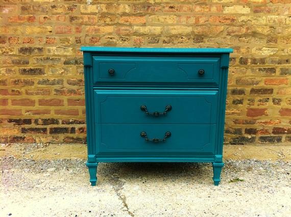 Vintage Petite French Provincial Dresser