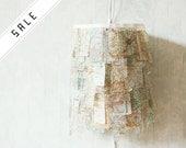 sale  last  one. ueberland map lamp
