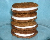 Oatmeal Cream Pies - Vegan