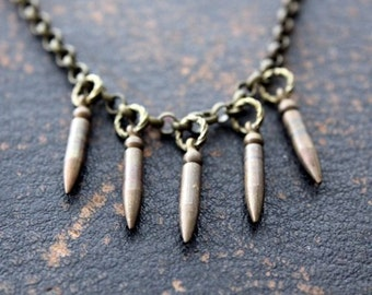 Bullet Necklace GDJ