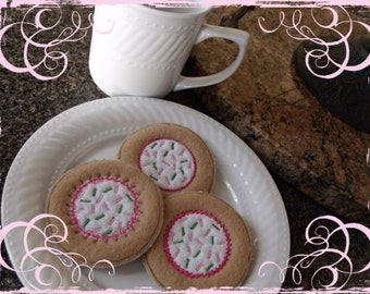 ITH Sugar Cookies- Instant Email Delivery Download Machine embroidery design