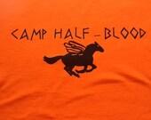 ORIGINAL Youth Camp Half Blood Tee Shirt Children's  Large (KIDS 14-16)