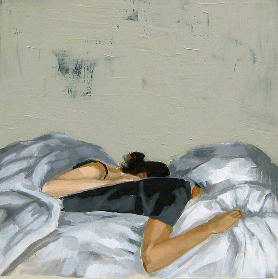 Sweet Dreams . giclee art print