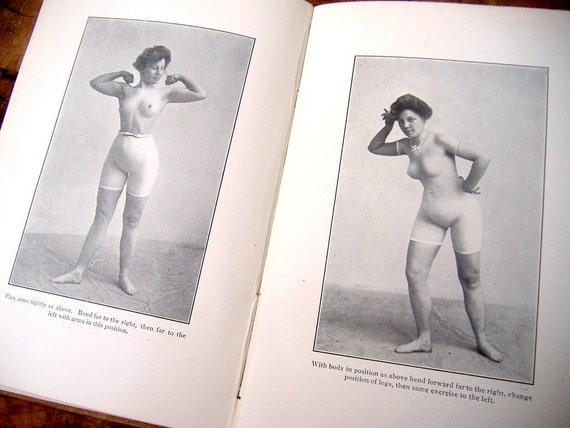 Power and Beauty of Superb Womanhood . . . 1901 book . . . by Bernarr Macfadden