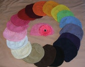 SALE U PICK 3 Cotton KUFI Caps Any Color Sweet NEW COLORS