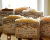 10 bars by Soap Utopia - FREE shipping within Canada and discounted to the U.S.
