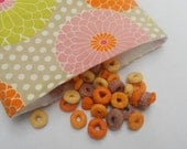 Daisy flowers Reusable Snack Bag