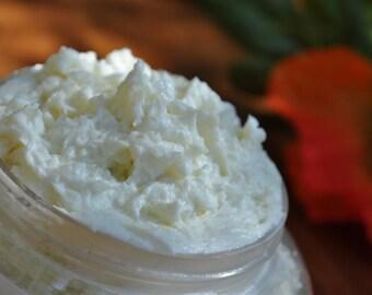 Cocoa-Mango Buttercream Body Butter and Hair Moisturizer