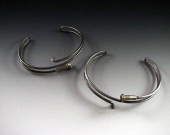 Bicycle spoke bracelet -handmade art jewelry