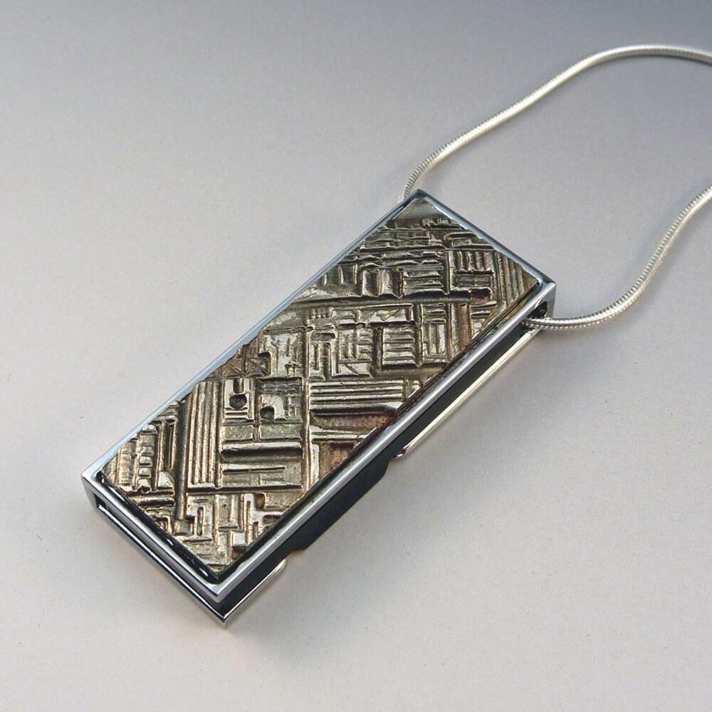 usb flash drive necklace handmade jewelry