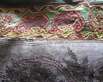 Sari Scraps Fat quarter Bundle 68