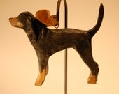 Carved Coonhound