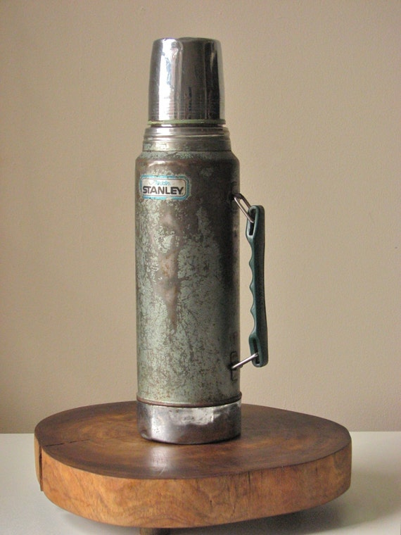 Vintage Stanley Vacuum Thermos By Hawkeyeandtrapper On Etsy
