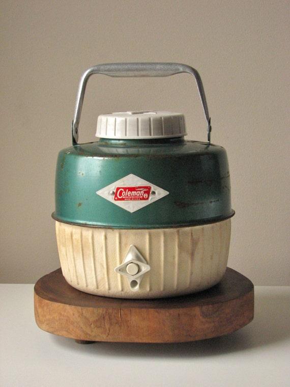 Vintage Coleman Picnic Cooler