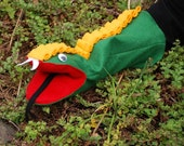 Hand puppet - Sammy the Snake