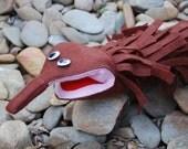 Hand puppet - Eddie the Echidna