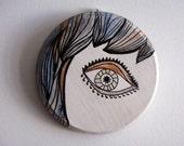 ojo- eye