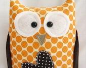 Owl Plushie William the Owl
