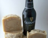 Guinness Handmade Cold Process Soap - Ginger Lime