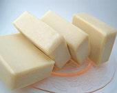 Goat Milk Soap - Handmade, Unscented Soap Bar
