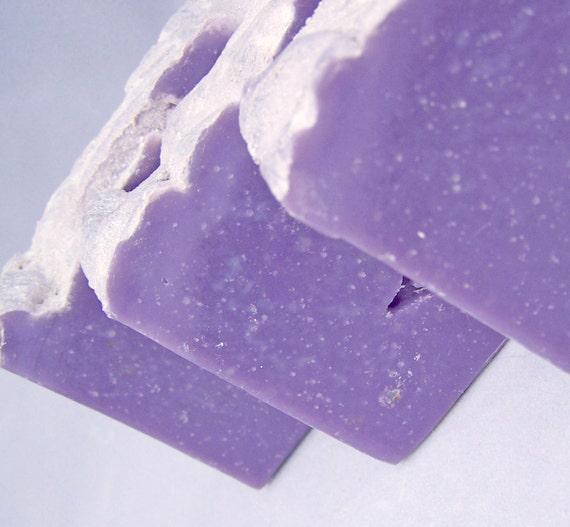 Lavender Coconut Milk Handmade Soap