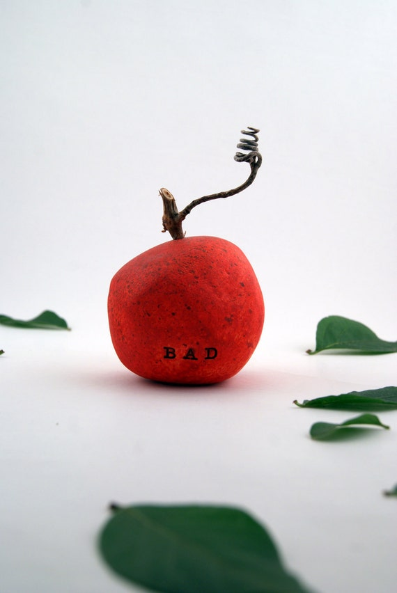 Because there's always one... Bad Apple - Ready to Ship