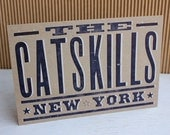 RESERVED : Catskills New York Postcards / SALE