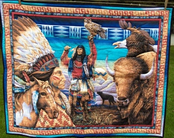 American Indian Wallhanging - FALL