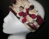 Trendy Chick Flower Headband