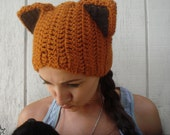 Foxy Ocean Ears  (mto)