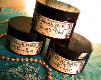 Choose Three (sugar scrub)