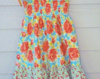 Child's Sundress(s)  available in 4T   (Matching 3Tdress available in separate listing)