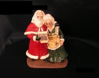 Ceramic Singing Clauses