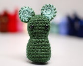 Little Forest Green Mouse