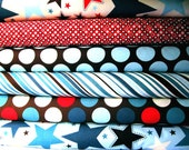6 YDS - Cheaper Buy the Bundle - All Star Fabric - ONLY 6.75 per  YD Cuts