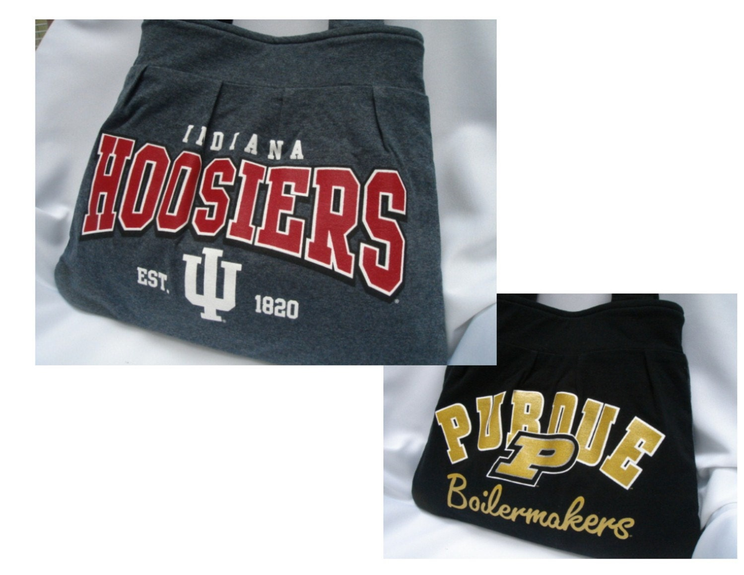A House Divided Tee Shirt Tote
