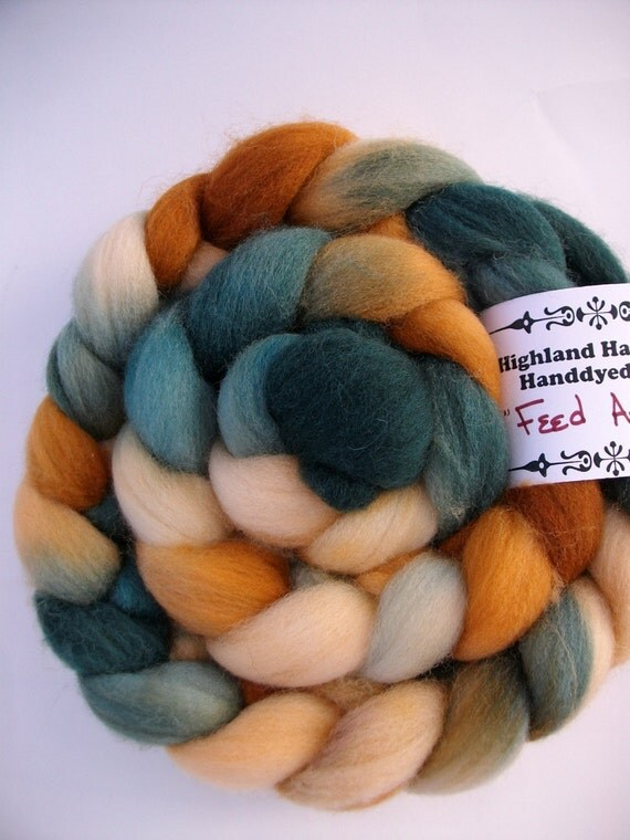 Feed America - 4 oz Superwash Merino