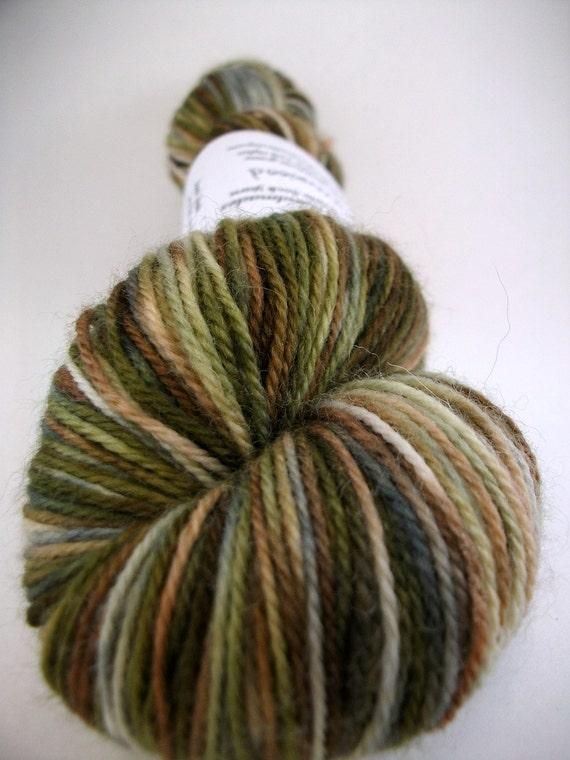 Greenwood - Sock Yarn, 425 Yards