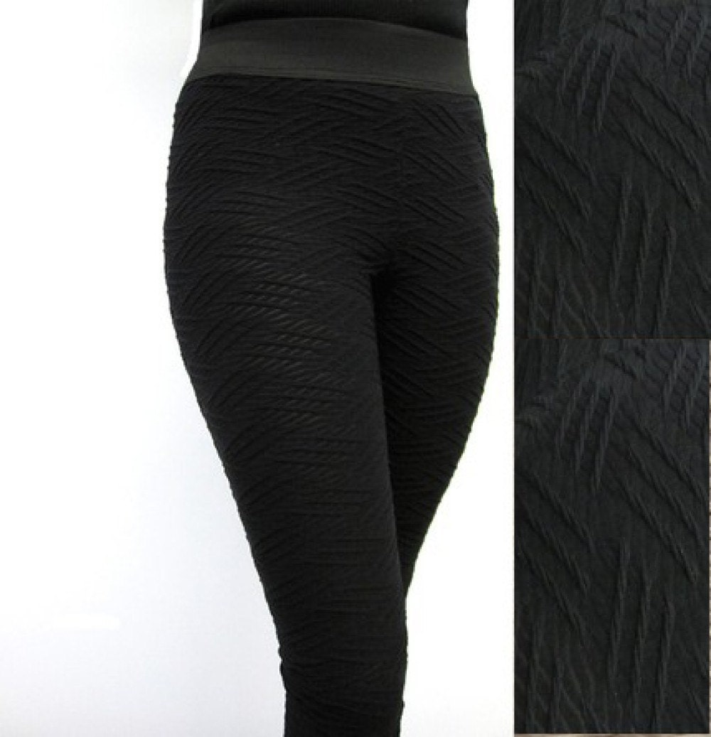We also know that personalization is in the details, so we offer many different cable knit womens leggings Color like Black, Gray, White, Beige, Silver, Blue, Brown, Gold, Ivory, Khaki, and others.