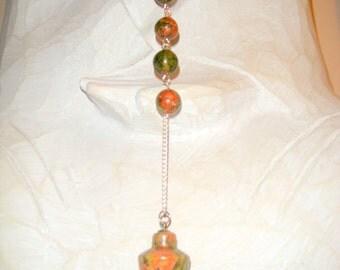 Pendulum Necklace     (Don't U Just Luvzit)